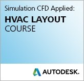 HVAC Simulation Badge