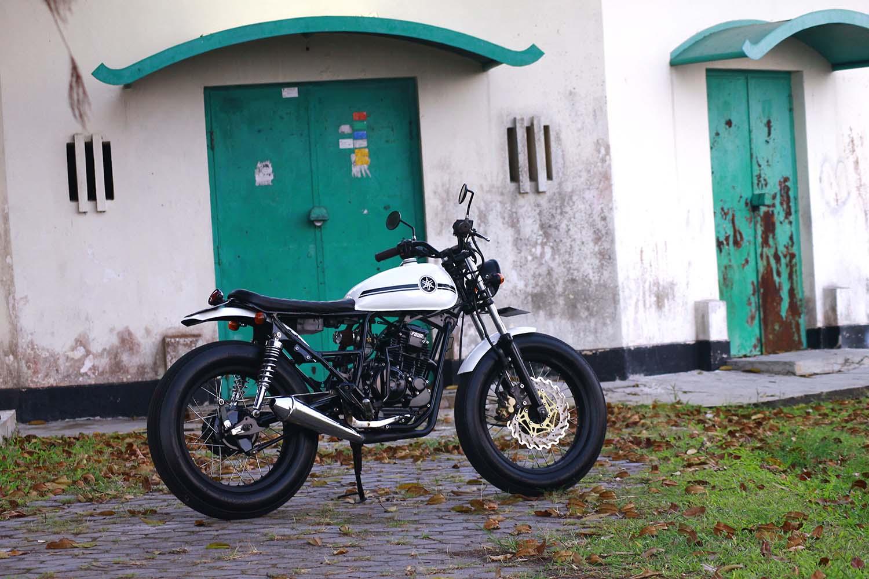 Japstyle Scorpio Motor Custom