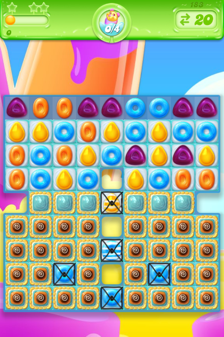 Candy Crush Jelly Saga 183