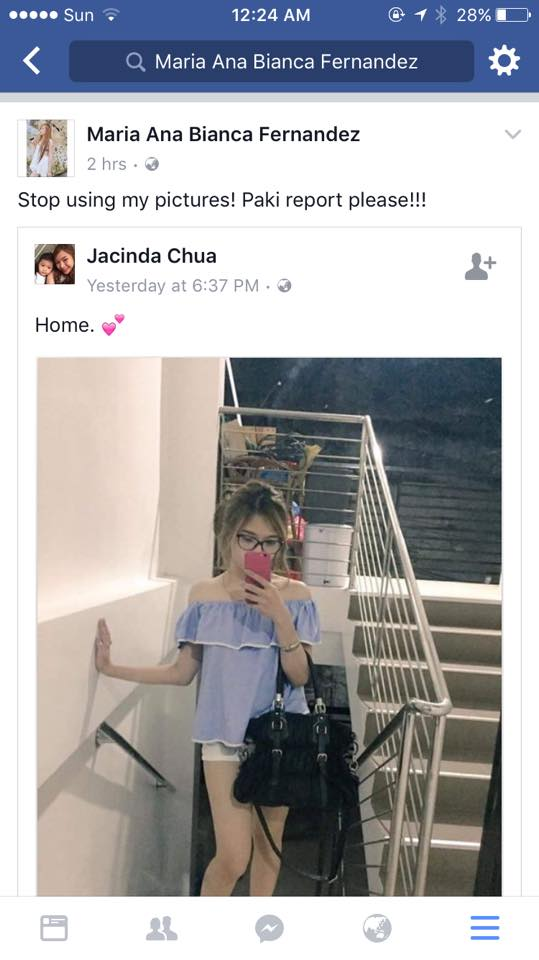 You Won't Believe The Nerve Of This Poser After The Owner Of A Photo Asked Her To Stop Using It!