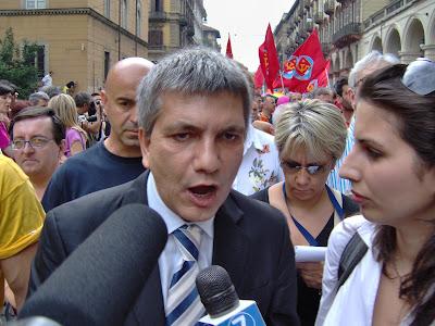 Niki Vendola, Torino Gay Pride 2006