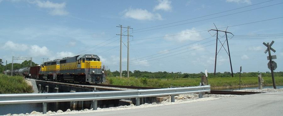Trenes de la USSC