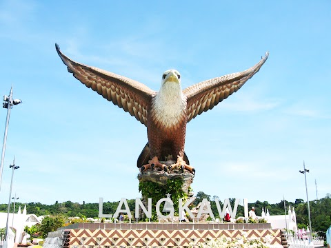Trip ke Pulau Langkawi Part I