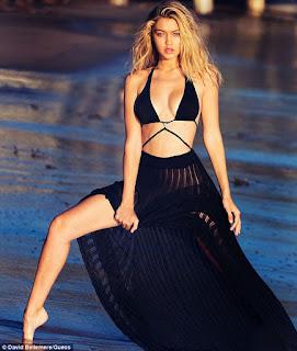 Gigi Hadid Suffers Wardrobe Malfunction, Nip Slip on