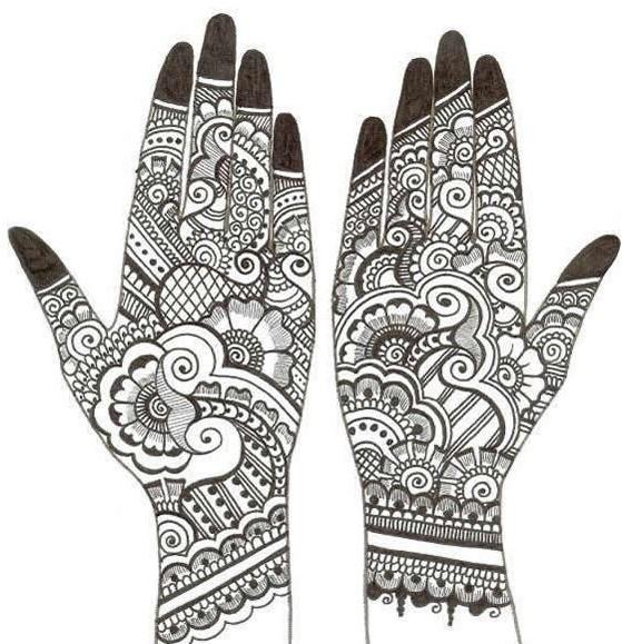 Bridal Mehndi Mehndi Design Mehndi Henna Mehndi Designs For Hands