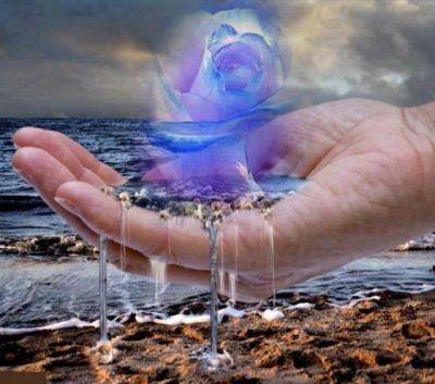 Petale in lacrimi de nisip