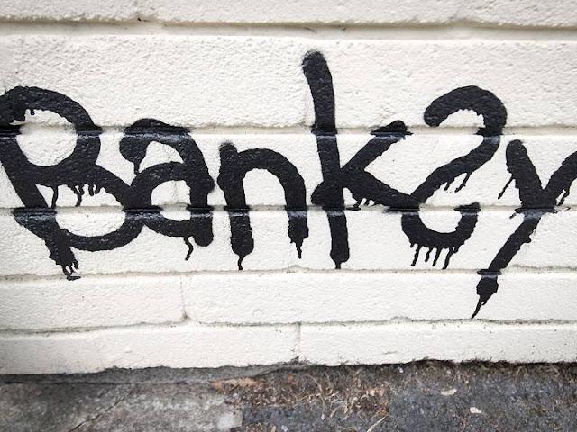 Banksy Signature