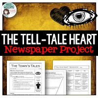 The tell tale heart essay