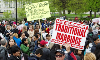 Traditional Marriage Supporters