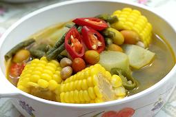 Resep Masakan Sayur Asem Khas Jawa