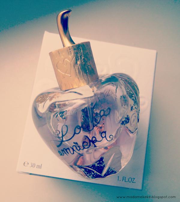 Lolita Lempicka - L`Eau Jolie Parfum Review 4