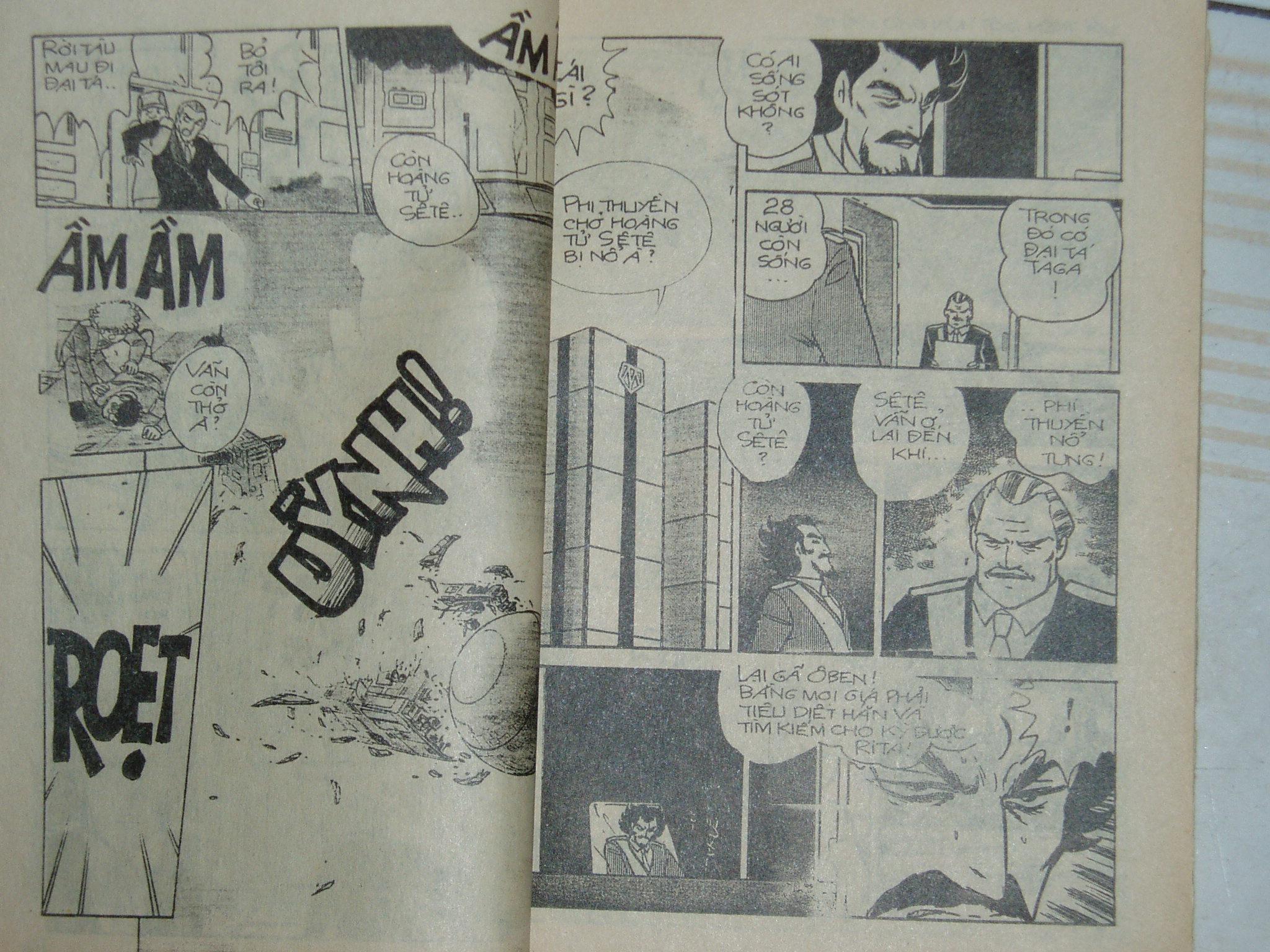 Siêu nhân Locke vol 13 trang 23