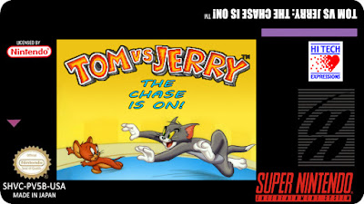 Tom VS Jerry: The Chase is On!