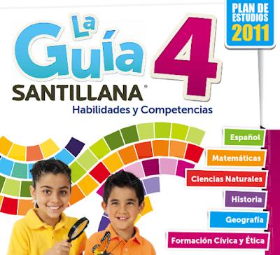 La Guía Santillana 4. Habilidades y Competencias . Edición para el alumno