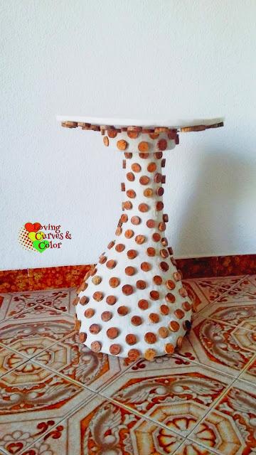 mesa-hecha-con corchos