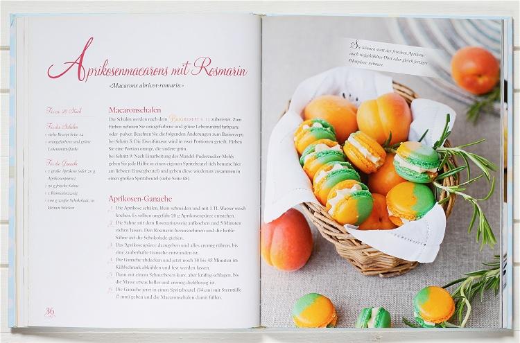 Rezension/Buchvorstellung Macarons für Anfänger von Aurelie Bastian 3