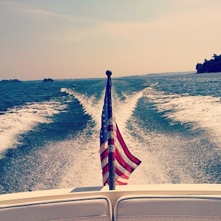 memorial day weekend boat party america patriotism proud celebrate hero flag