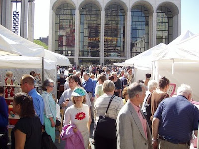 Crafts At Lincoln Center  Cancelled