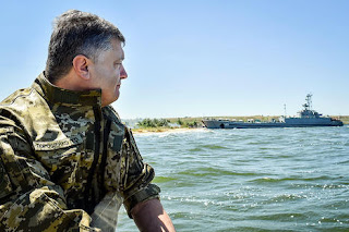 Presiden Ukraina Petro Poroshenko