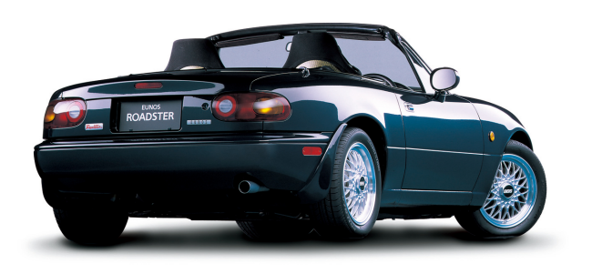 Eunos Roadster RS Limited