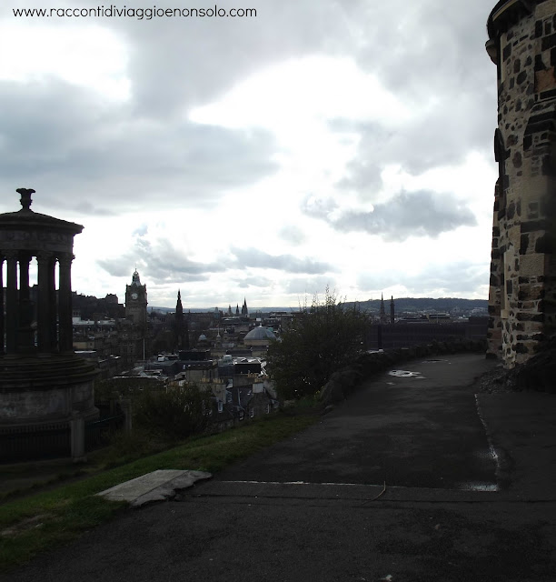 Calton Hill - Edimburgo