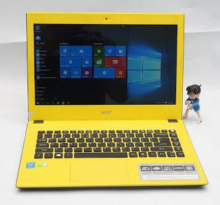 Laptop Gaming Acer E5-473G Bekas
