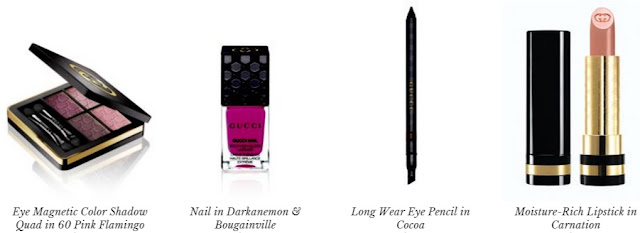Saks Beauty Makeup for Spring 2016