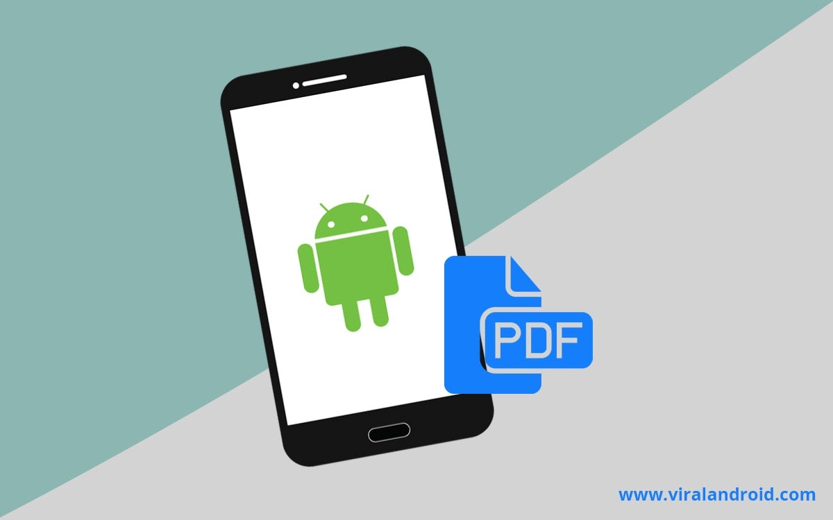 Pdf Reader Android Application