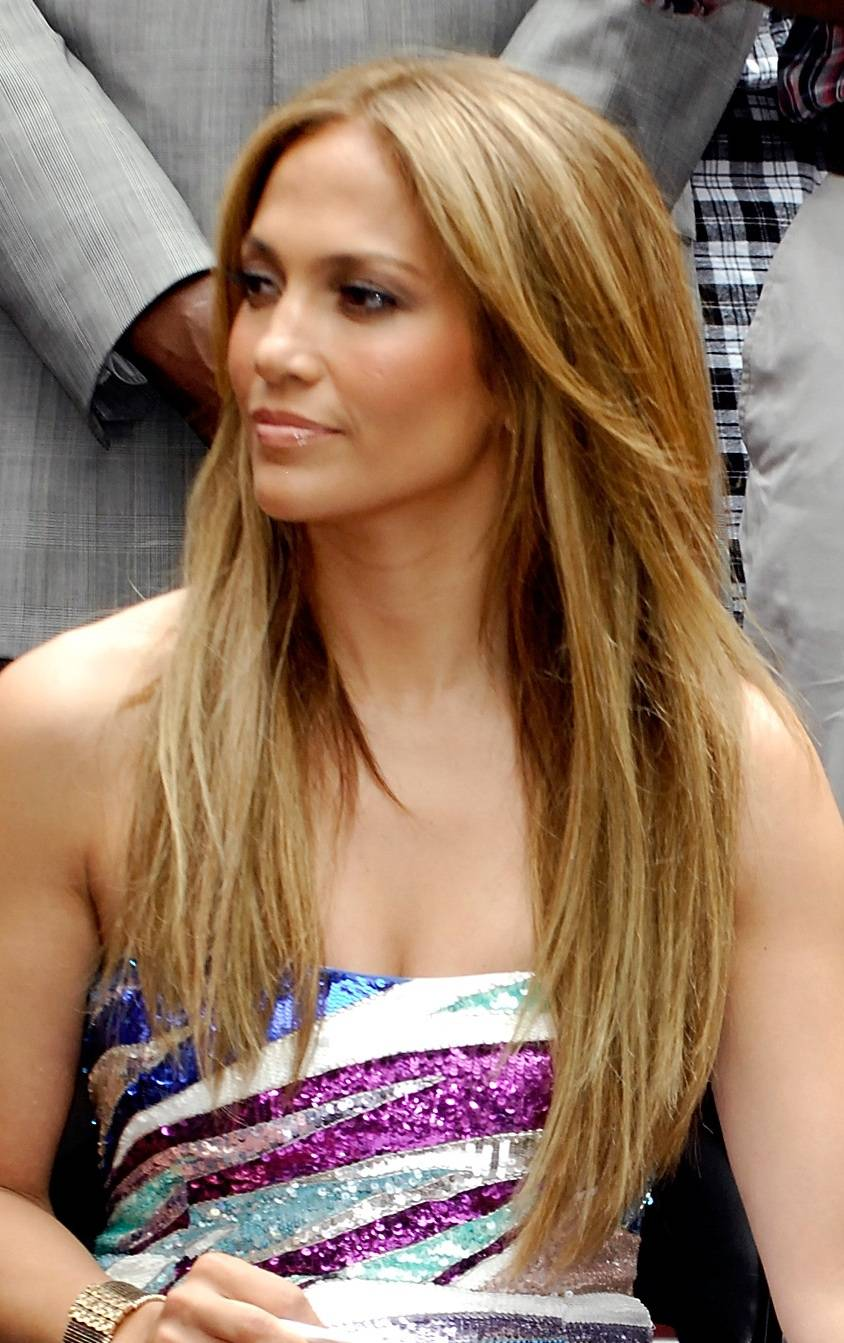 J Lo Blonde 26