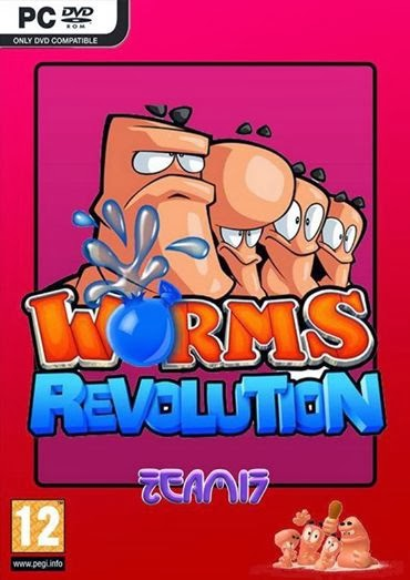 Download Worms Revolution Gold Edition (PC)