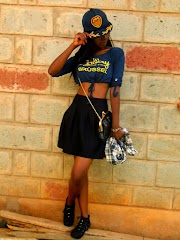 Miss Moi Files;The Casual Outfit