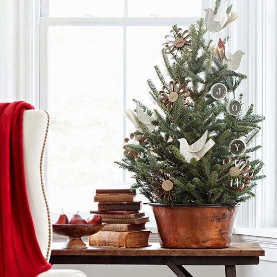 árbol navideño apartamento