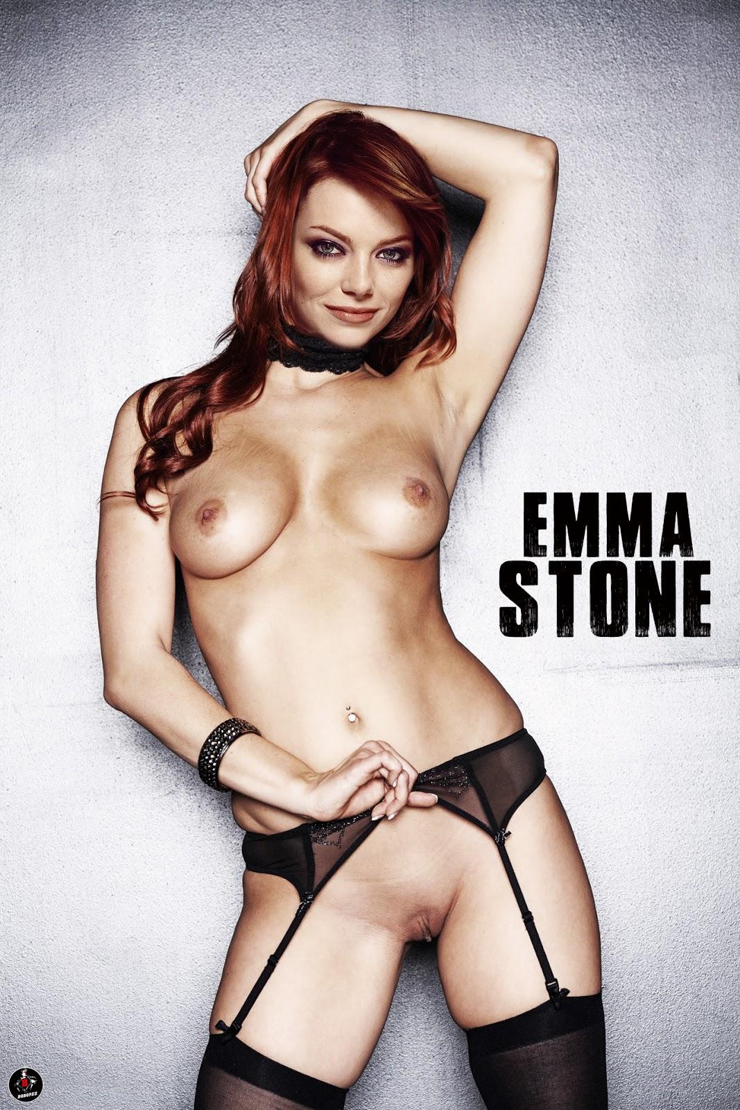 Emma Stone Porno