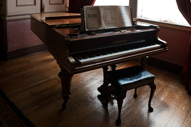 Dazzling  Piano Room