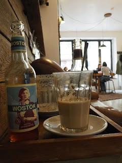 Konzept-Café sabor ermoso in der Kölner Südstadt - Kurfürstenstraße
