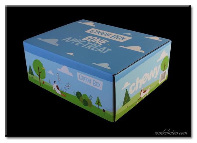 Chewy.com Bone Appe-Treat Goody Box