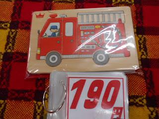 木のパズル190円