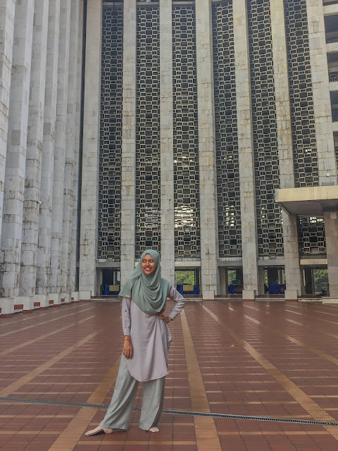 Hijab Style Untuk Traveling