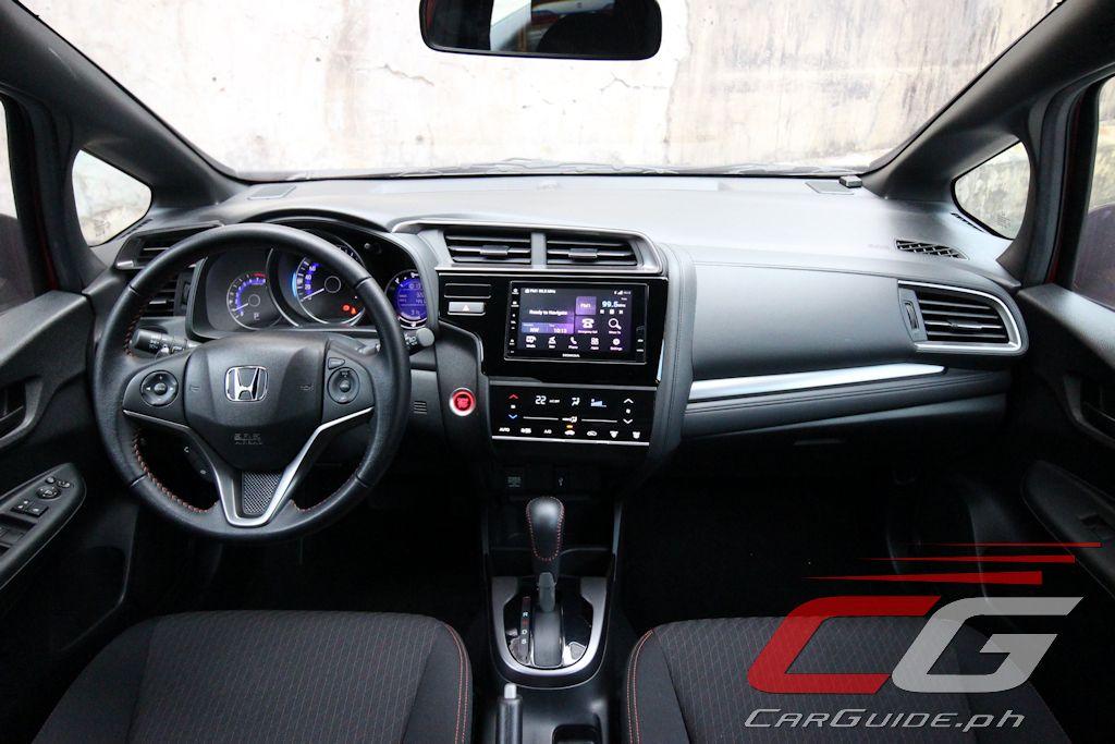 Review: 2018 Honda Jazz RS | Philippine Car News, Car ...