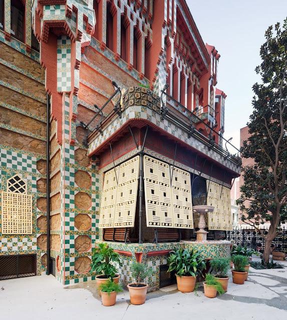 Новости дизайна. Эпатажный дом архитектора Антонио Гауди открыл двери для публики