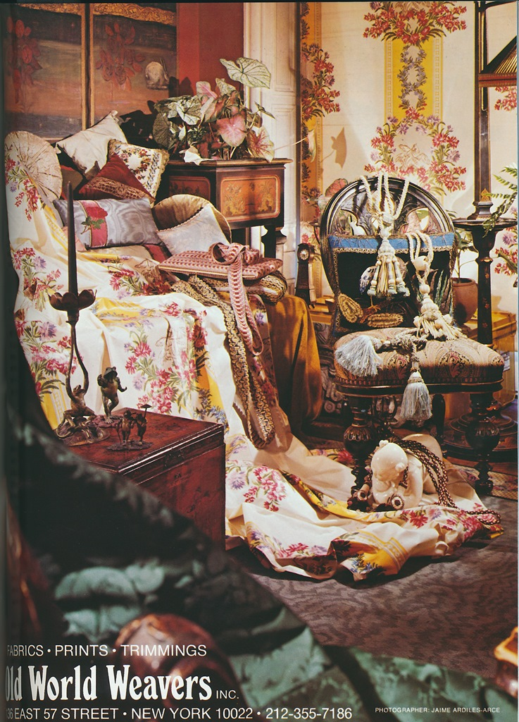 The Old Hermit: The Peak Of Chic®: Old World Weavers