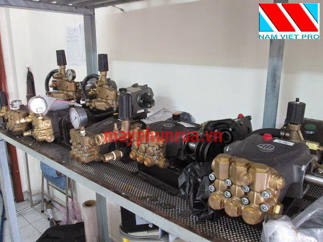 máy rửa xe áp lực cao U75-2120