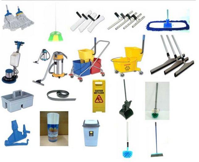 Daftar Alat-Alat Kebersihan Rumah Tangga