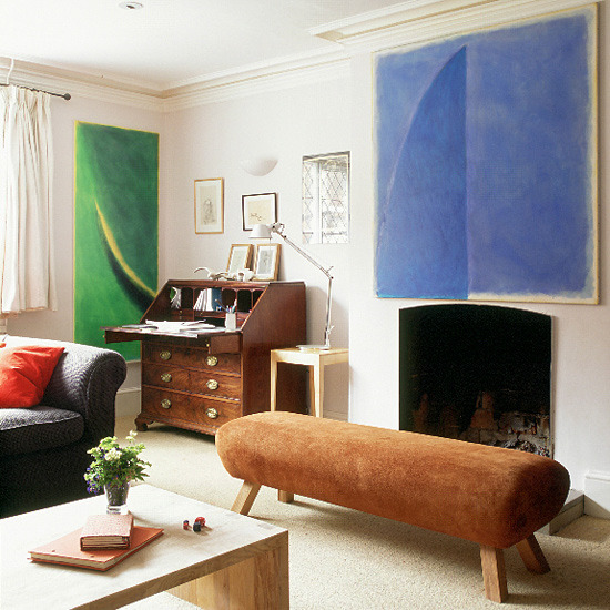 New Home Interior Design Modern Living Room Collection 3