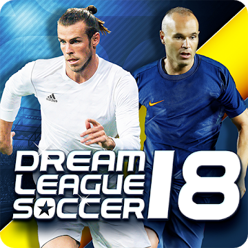 Dream League Soccer 2018 HD Grafik
