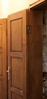 We have another door hung