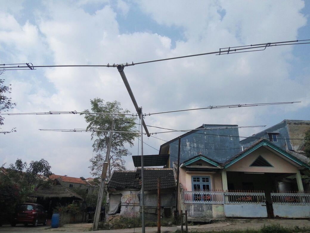 Beam Amp Vertical Hf Hf Antenna