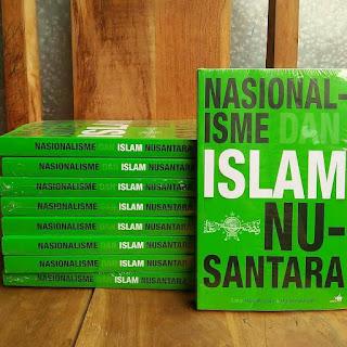 Buku Nasionalisme dan Islam Nusantara Toko Buku Aswaja Surabaya