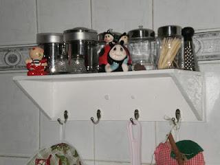 Cozinha Renovada! Com reciclagem!