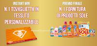 Logo Con Festa del Sole vinci 500 tovagliette e 5 forniture di prodotti